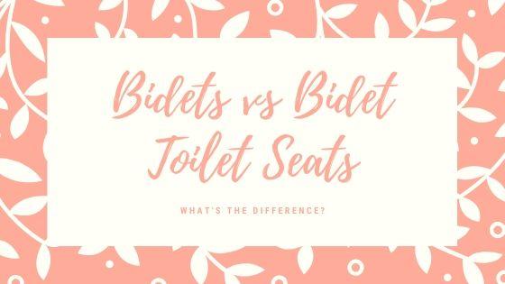 bidets vs bidet toilet seat banner