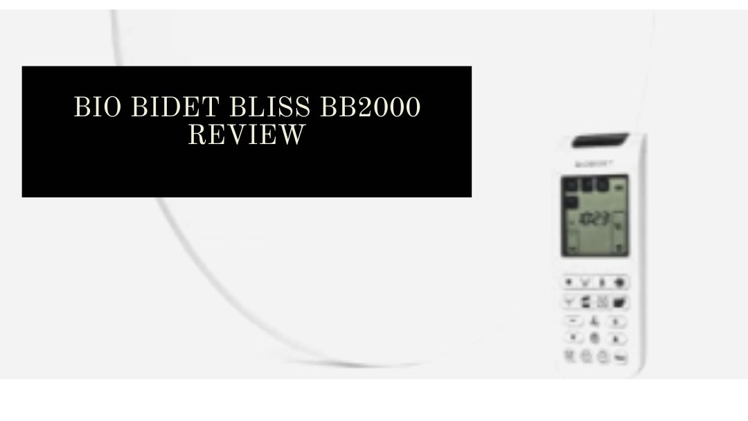 Biobidet Bliss bb2000 Review Banner