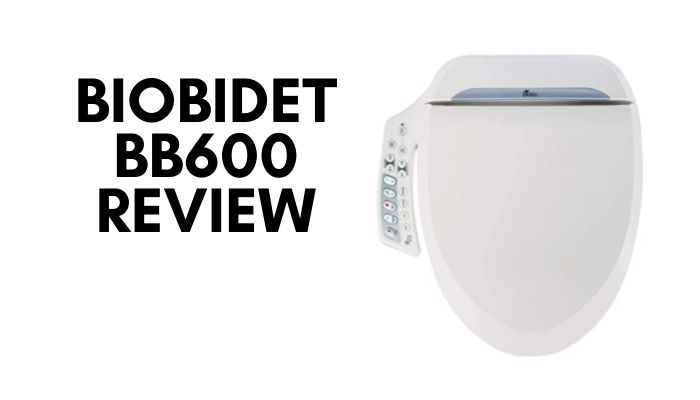 Biobidet bb600 bidet toilet seat review banner